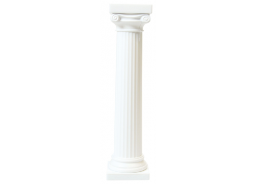 127mm Grecian Pillars