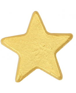 Gold Lustre Sugar Star 396 pieces