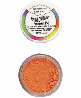 Rainbow Dust Plain and Simple Dust Colouring - Pumpkin Pie