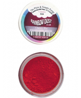 Rainbow Dust Plain and Simple Dust Colouring - Cherry Pie