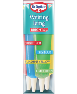 Dr Oetker Writing Icing Brights