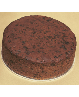 Fruit Cake 10'' (254mm) Round