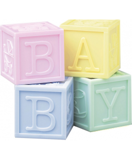 Baby Blocks - Set of 4