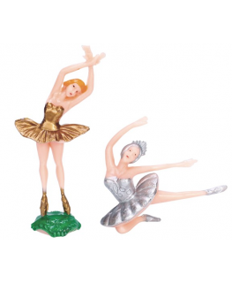 Plastic Ballerina Assorted