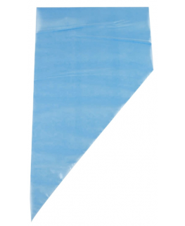 Disposable Non-Slip Blue Bag - 533mm (21'')