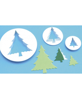 PME 3 Set Christmas Tree Cutters