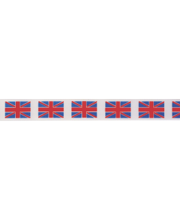 Union Jack Ribbon - 24mm x 25m