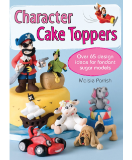 Character Cake Toppers - Maisie Parrish
