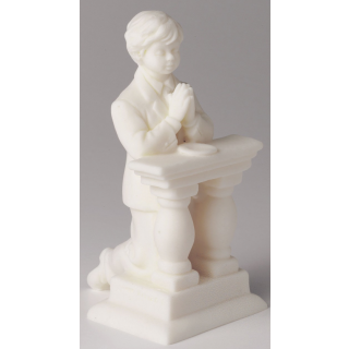 Resin Communion Kneeling Boy