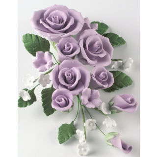 Lilac Rose Sugar Spray - 170mm