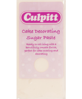 Ivory 8 x 250g - Culpitt Cake Decorating Sugar Paste