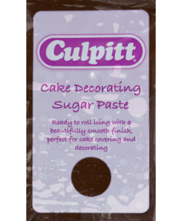 Chocolate Flavour 8 x 250g - Culpitt Cake Decorating Sugar Paste