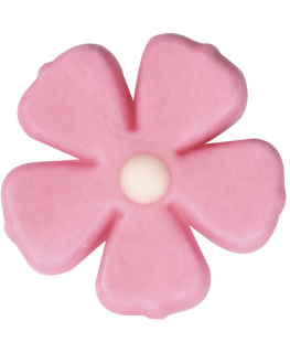 Pink Five Petal Flower - 512 Pieces