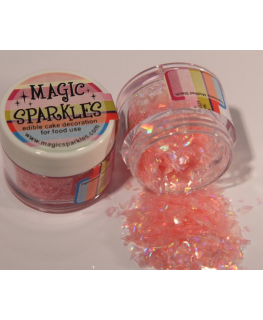 Magic Sparkles - Hint of Pink