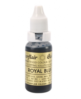 Sugartint Droplet Colours - Royal Blue