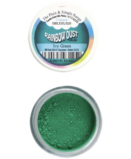 Rainbow Dust Plain and Simple Dust Colouring - Ivy Green