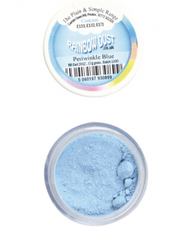 Rainbow Dust Plain and Simple Dust Colouring - Periwinkle Blue