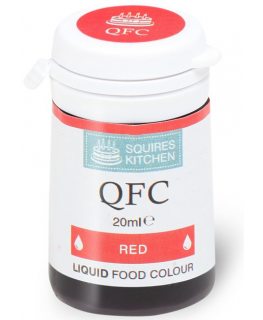 Squires Kitchen Liquid Food Colours - Red