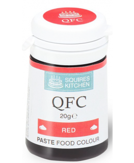 Squires Kitchen Paste Food Colour - Red