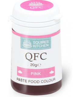 Squires Kitchen Paste Food Colour - Pink