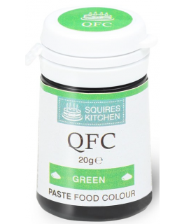 Squires Kitchen Paste Food Colour - Green