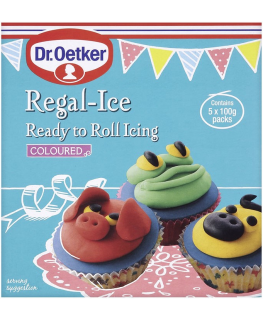 Dr. Oetker Ready to Roll Coloured Icing