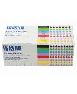 PME Paste Colour Set