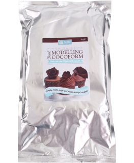 Squires Kitchen Cocoform - Dark - 1kg