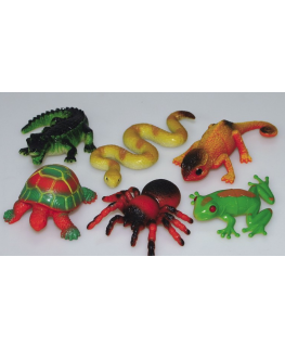 Plastic Creepy Crawlies