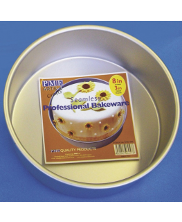PME Seamless Professional Bakeware - Circle 254mm (10'')