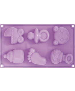 Baby Individual Cake Moulds