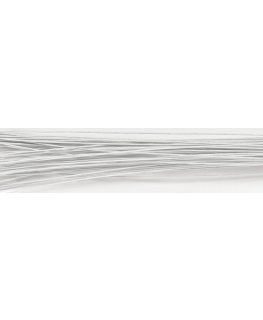 White Floral Wire - 20g