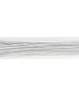 White Floral Wire - 30g
