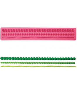Pavoni Silicone Mould Bead 3 piece