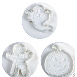 Pavoni Plunger Cutter Halloween Large 3 Piece