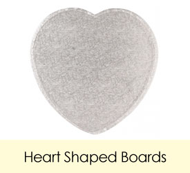 Heart Shaped Boards