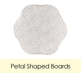 Petal Shaped Boards