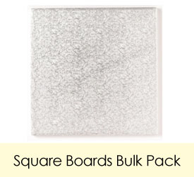 Square Boards Bulk Pack