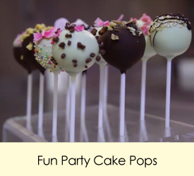 Fun Party Cake Pops