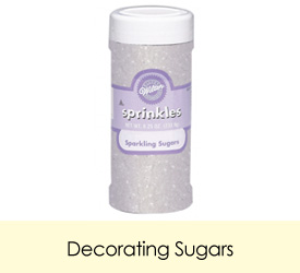 Decorating Sugars