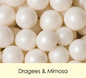 Dragees Mimosa